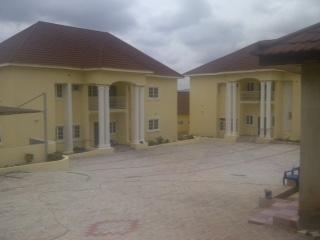 5 bedroom detached Mini Estate at Asokoro, Abuja