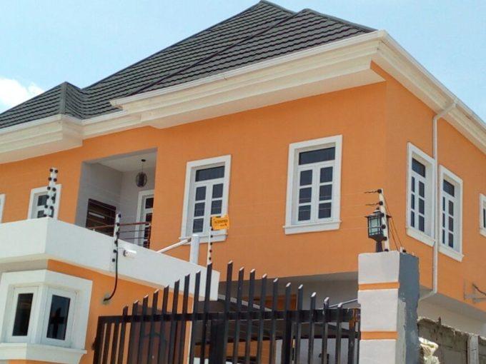 3 Bedroom flat at Lekki Phase 1, Lagos